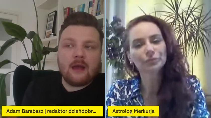 """Astrolog Merkurja zdradza, czy mężczyźni czytają horoskopy. """" Kobiety generalnie są istotami bardziej otwartymi na duchowość"""""""