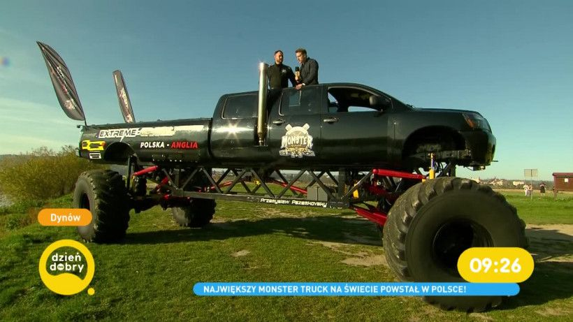 monster truck Maxiu