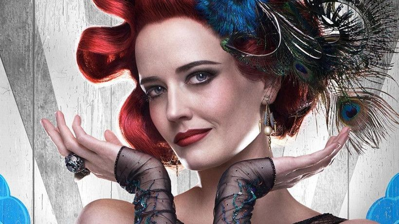 "Eva Green w ""Dumbo"""