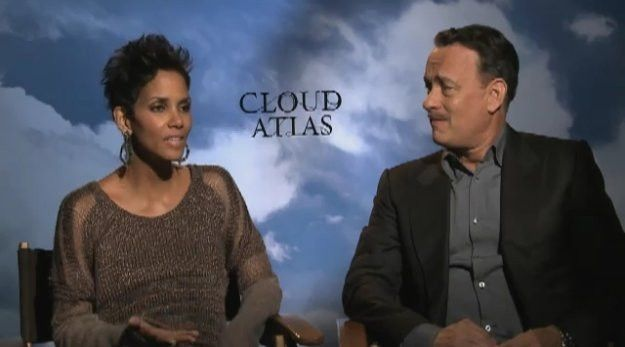 Halle Berry i Tom Hanks