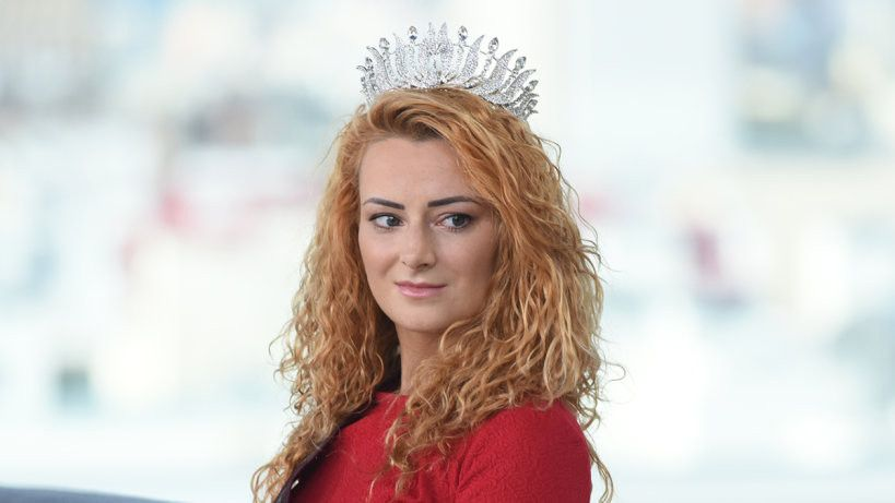 Iwona Cichosz, Miss Deaf International 2016