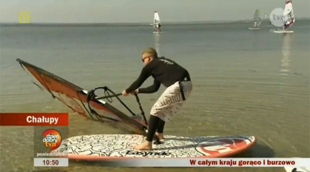 Sezon na windsurfing