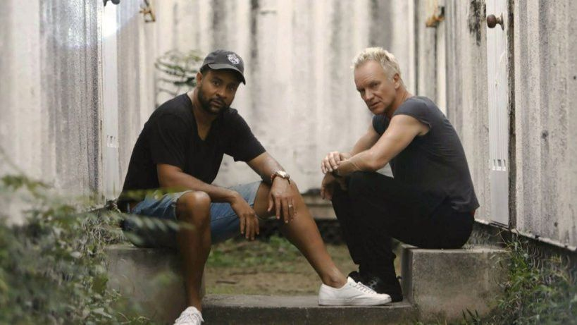 Sting i Shaggy
