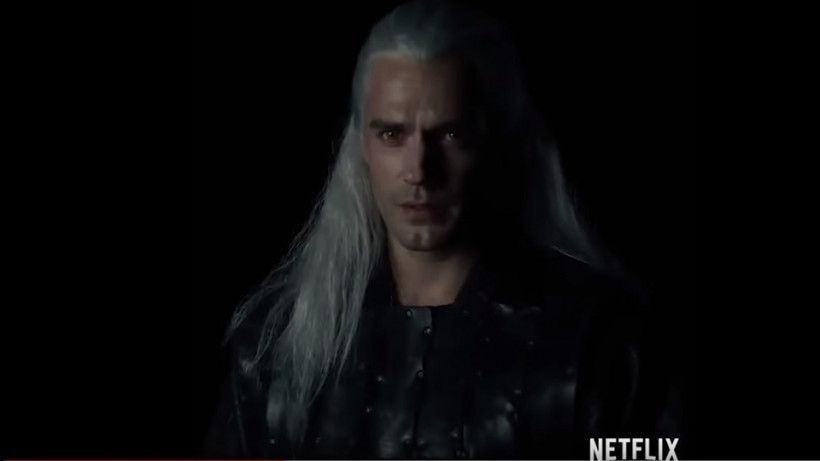 Wiedźmin The Witcher Netlfix