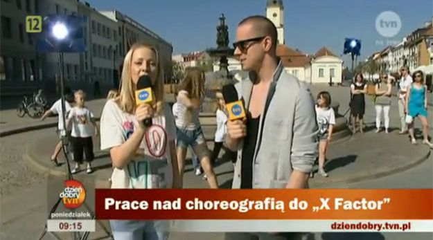 X Factor od środka