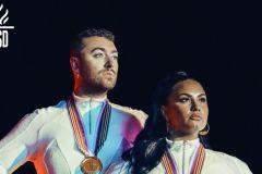 "Co za duet! Sam Smith i Demi Lovato prezentują utwór ""I'm Ready"""