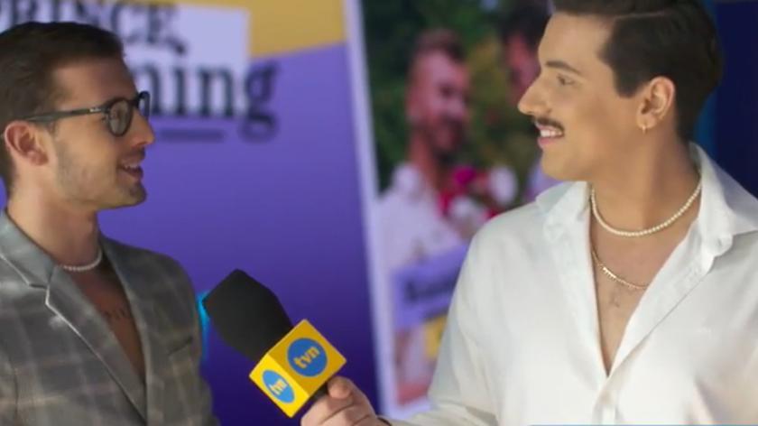 Marek Misztal z Prince Charming o mamie i rodzeństwie