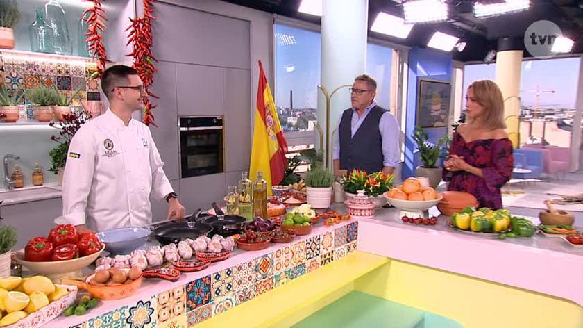 Adrian Stojewski i tajniki kuchni hiszpańskiej