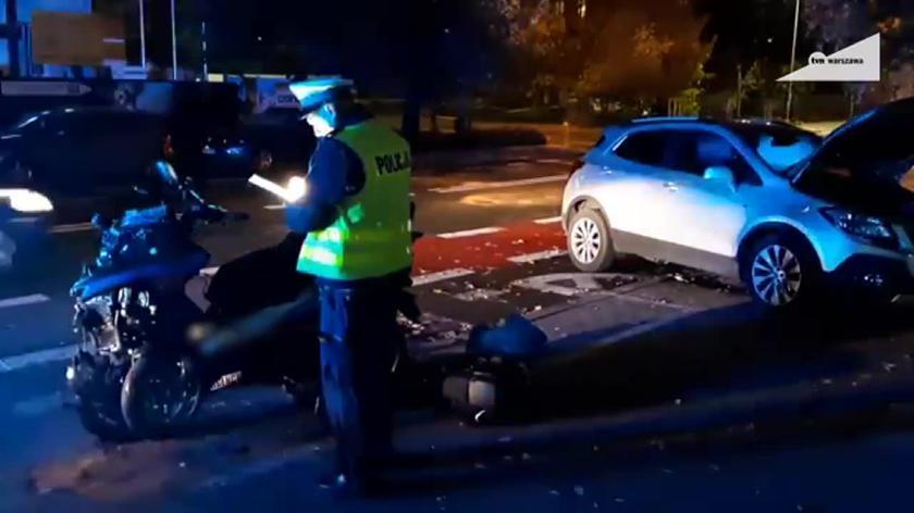 """Jeździł do wypadków, sam został ranny w zderzeniu. Motoratownik """"Borkoś"""" w szpitalu"""