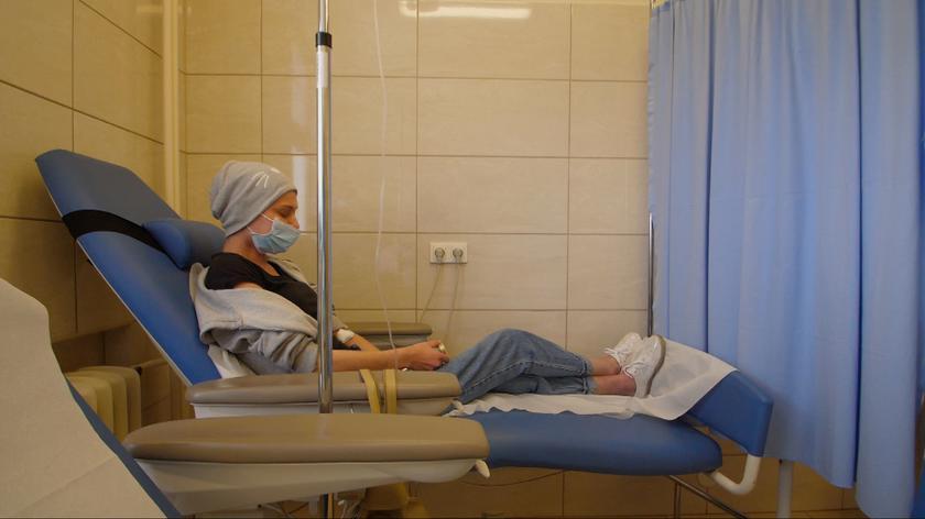 Jubileuszowy przeszczep szpiku kostnego w Katowicach