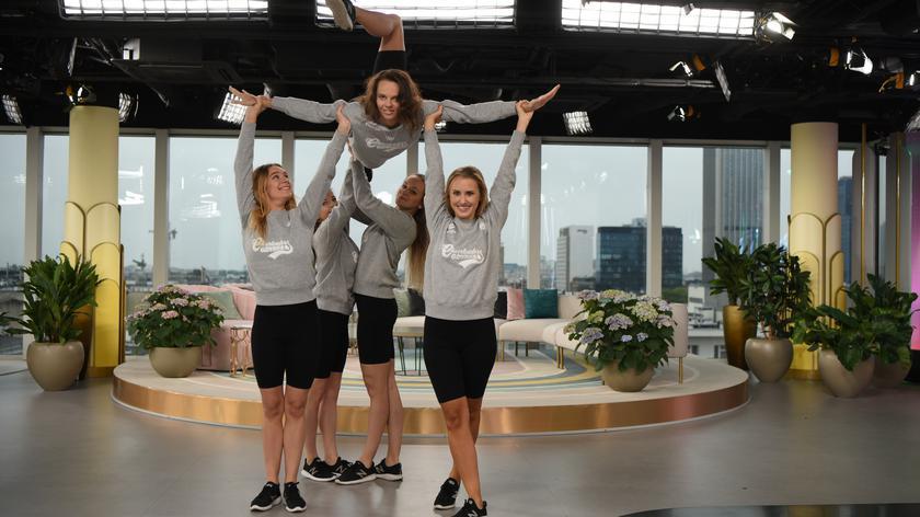 Kto może zostać cheerleaderką?