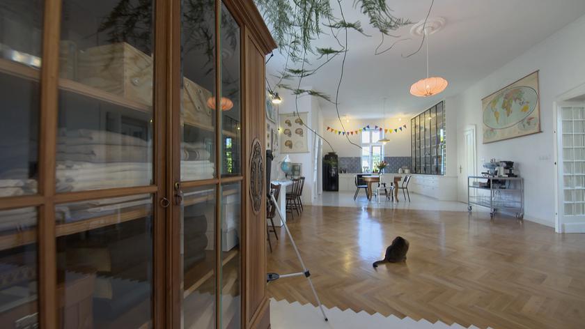 Odpicowane mieszkanie - stara willa w sercu Krakowa