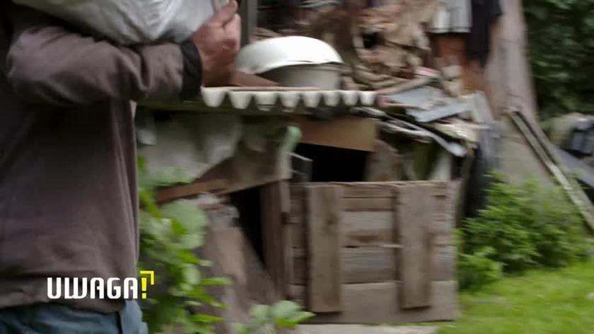 Uwaga! TVN: Dom 75-latki i jej niepełnosprawnego syna został zalany. Zebrano 40 tysięcy, ale nowego domu wciąż nie ma